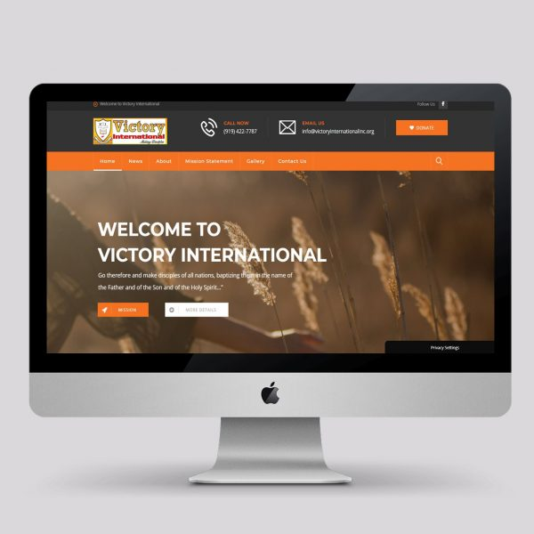 Victory I nternational INC.
