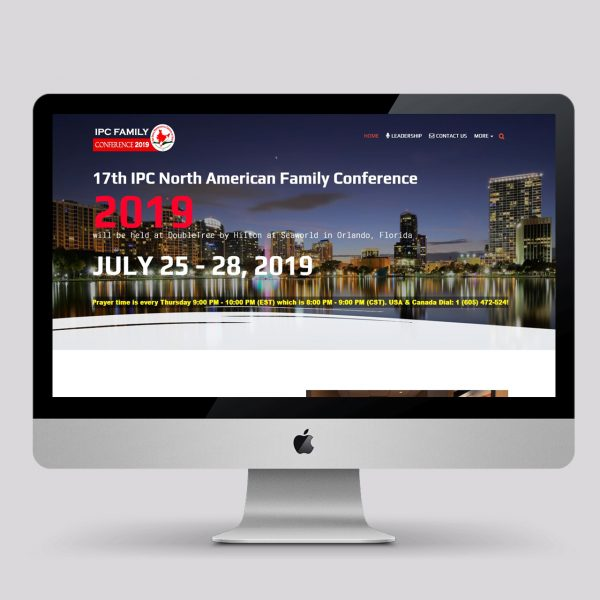 IPC North American Family Conference 2019