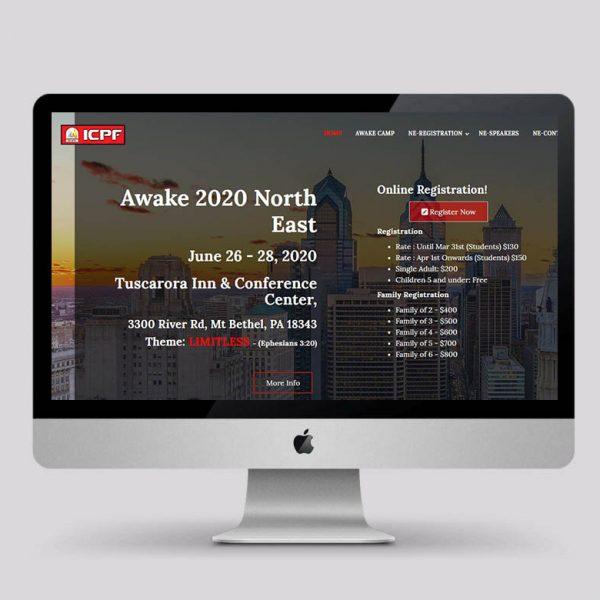 Awake 2020 North East