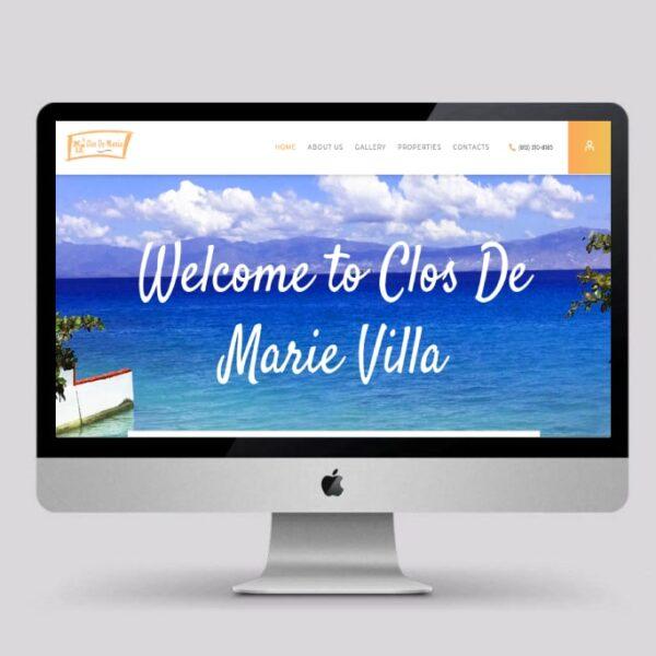 Close De Marie Villa