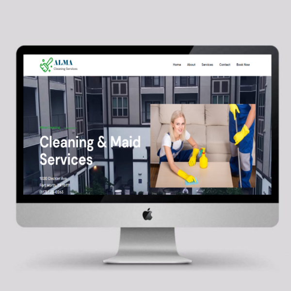 ALMA CLEANING SERVICES