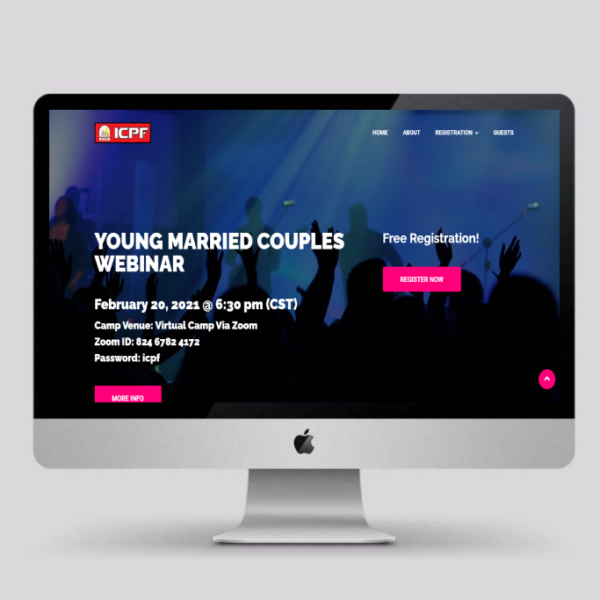 YOUNG MARRIED COUPLE SEMINAR